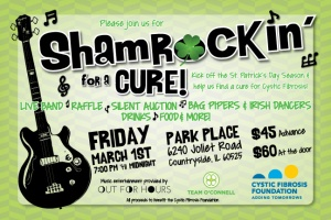 Shamrockin' for a Cure! | March 1, 2013